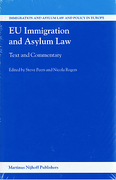Cover of EU Immigration and Asylum Law: Text and Commentary