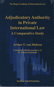 Cover of Adjudicatory Authority in Private International Law : A Comparative Study