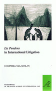 Cover of Lis Pendens in International Litigation