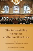 Cover of The Responsibility to Protect and International Law