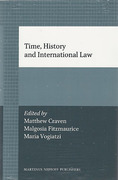 Cover of Time, History and International Law