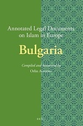 Cover of Annotated Legal Documents on Islam in Europe: Bulgaria