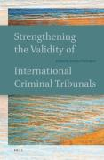 Cover of Strengthening the Validity of International Criminal Tribunals