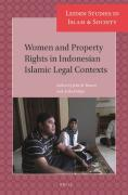 Cover of Women and Property Rights in Indonesian Islamic Legal Contexts
