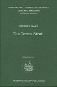 Cover of International Straits of the World: The Torres Strait