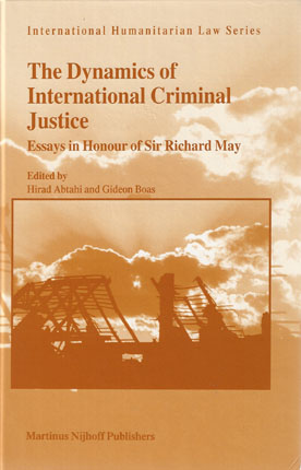 international crime witness essay