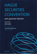 Cover of Hague Securities Convention: Explanatory Report