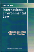 Cover of A Guide to International Environmental Law