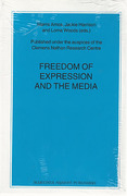 Cover of Freedom of Expression and the Media