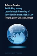 Cover of Rethinking Money Laundering & Financing of Terrorism in International Law: Towards a New Global Legal Order