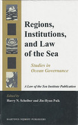 Cover of Regions, Institutions, and Law of the Sea: Studies in Ocean Governance