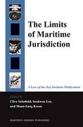 Cover of The Limits of Maritime Jurisdiction