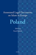 Cover of Annotated Legal Documents on Islam in Europe: Poland