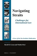 Cover of Navigating Straits: Challenges for International Law