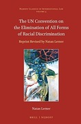 Cover of The UN Convention on the Elimination of All Forms of Racial Discrimination