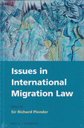 Cover of Issues in International Migration Law