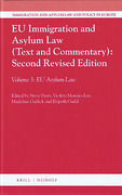 Cover of EU Immigration and Asylum Law (Text and Commentary) 2nd ed: Volume 3: EU Asylum Law