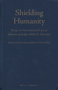 Cover of Shielding Humanity: Essays in International Law in Honour of Judge Abdul G. Koroma