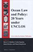 Cover of Ocean Law and Policy: 20 Years of Development Under UNCLOS