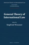 Cover of General Theory of International Law