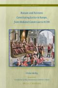 Cover of Judiciary as Constituted Power: European Court History from Medieval Canon Law to ECHR