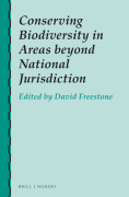 Cover of Conserving Biodiversity in Areas beyond National Jurisdiction