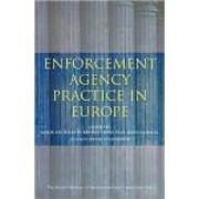 Cover of Enforcement Agency Practice in Europe