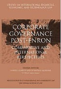 Cover of Corporate Governance Post-enron - Comparative and International Perspectives