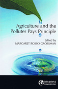 Cover of Agriculture and the Polluter Pays Principle