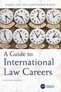 Cover of A Guide to International Law Careers