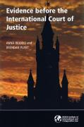 Cover of Evidence Before the International Court of Justice