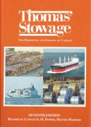 Cover of Thomas' Stowage: The Properties and Stowage of Cargoes