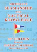 Cover of Nicholls's Seamanship and Nautical Knowledge