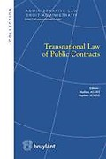 Cover of Transnational Law of Public Contracts