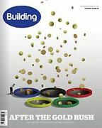 Cover of Building Magazine: Print Subscription + Online
