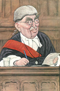 Cover of Sallon: The Hon. Mr Justice Sachs