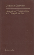Cover of Compulsory Acquisition and Compensation