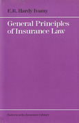 Cover of General Principles of Insurance Law 4th ed