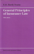 Cover of General Principles of Insurance Law 5th ed