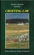Cover of Crofting Law