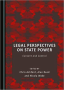 Cover of Legal Perspectives on State Power: Consent and Control