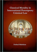 Cover of Classical Morality in International Peremptory Criminal Law