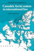 Cover of Canada's Arctic Waters in International Law