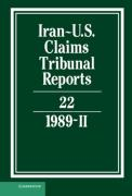 Cover of Iran-U.S. Claims Tribunal Reports: Volume 22. 1989 (2)