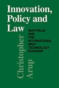 Cover of Innovation, Policy and Law