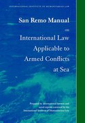 Cover of San Remo Manual on International Law Applicable to Armed Conflicts at Sea