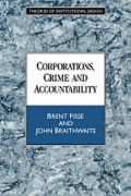 Cover of Corporations, Crime and Accountability