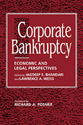 Cover of Corporate Bankruptcy
