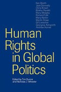 Cover of Human Rights in Global Politics