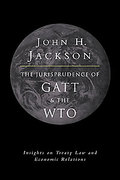 Cover of The Jurisprudence of GATT and the WTO